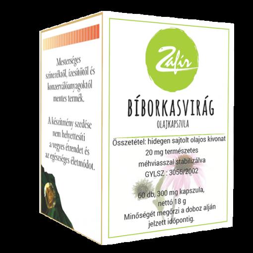 Zafír Bíborkasvirág Olajkapszula