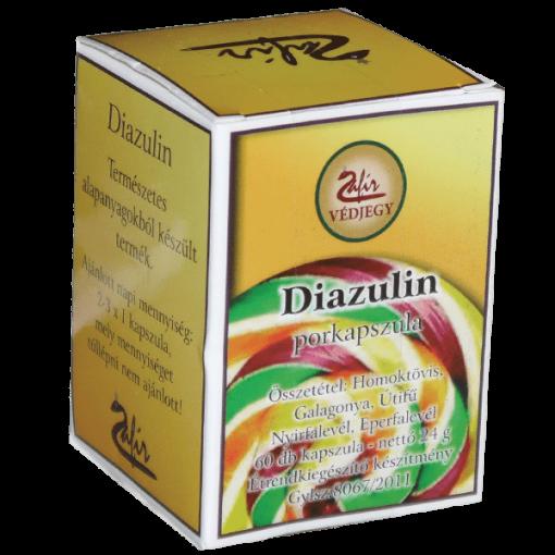 Zafír Diazulin kapszula