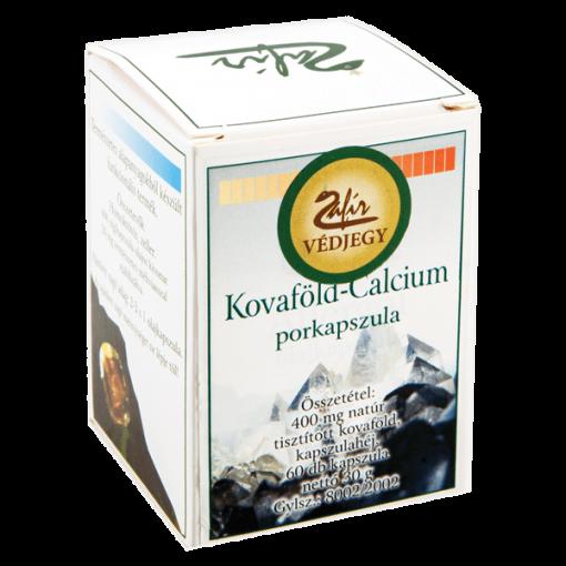 Zafír Kovaföld-Calcium porkapszula