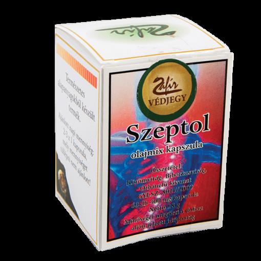 Zafír Szeptol kapszula