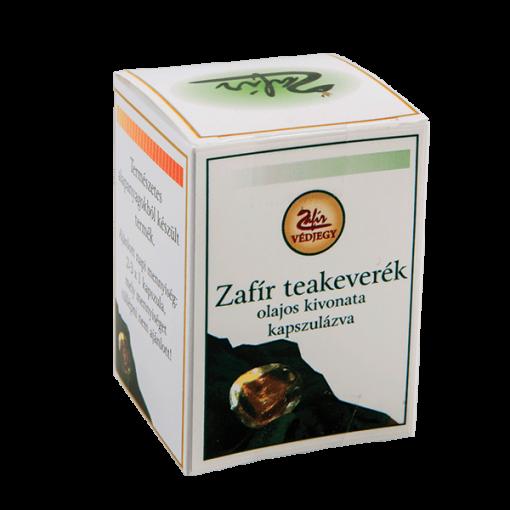Zafír Teakeverék Olajkapszula